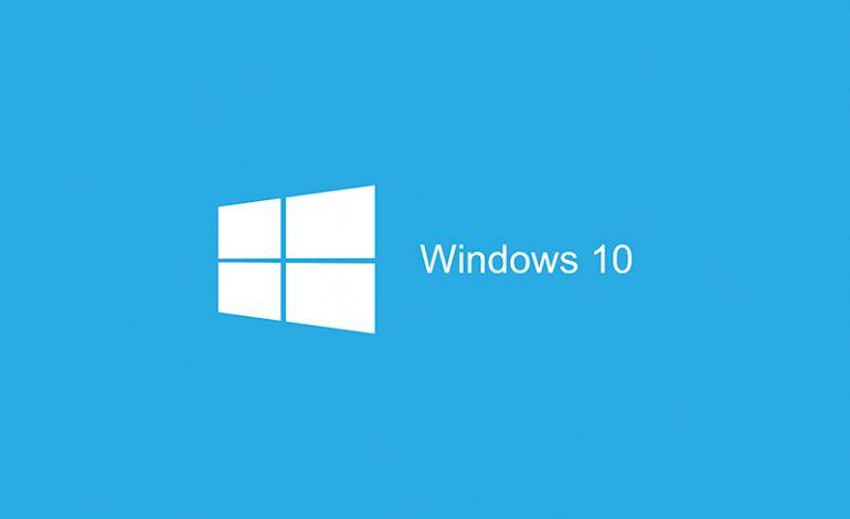 Windows 10 kullanımı iki ayda 100 milyona ulaştı