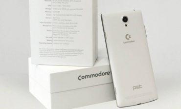 Commodore firması aramıza akıllı telefon ile dönüyor