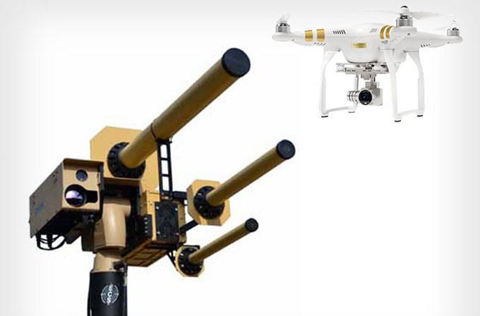 Anti-Drone sistemler geliyor!