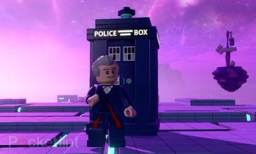 Doctor Who, Lego Dimensions'a katıldı