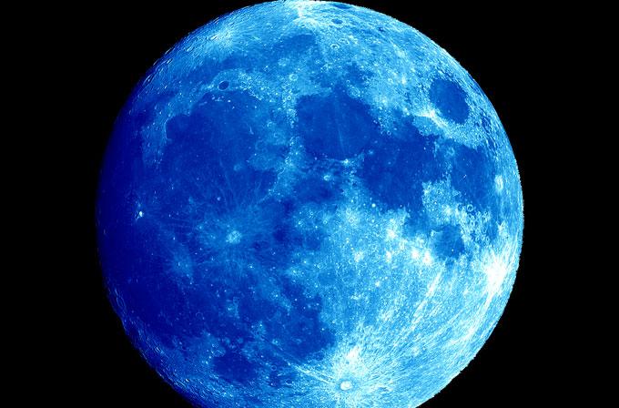 """Bugün """"Mavi Ay"""" olayını kaçırmayın!"""