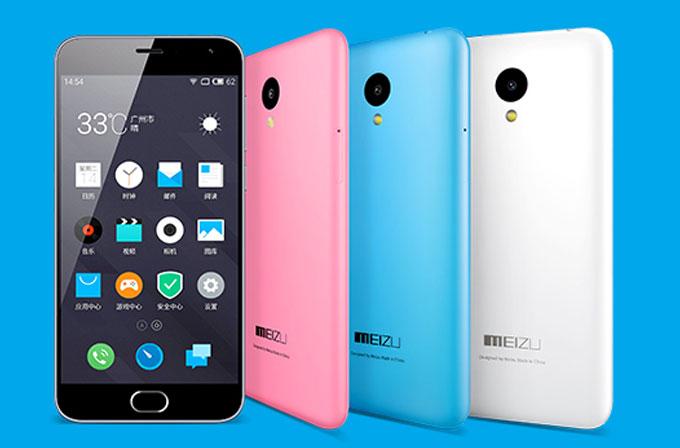 Meizu'dan 96 dolara akıllı telefon: Meizu M2