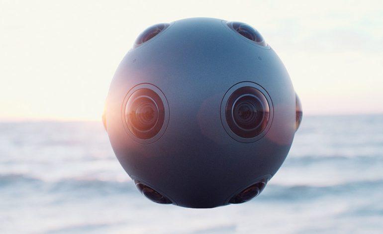 Nokia'dan sanal gerçeklik kamerası: Ozo