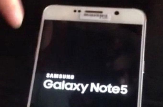 Galaxy Note 5 ile Galaxy S6 Edge Plus sızdırıldı!