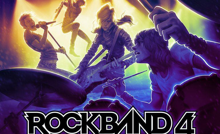 Rockband 4'e 11 yeni şarkı daha eklendi