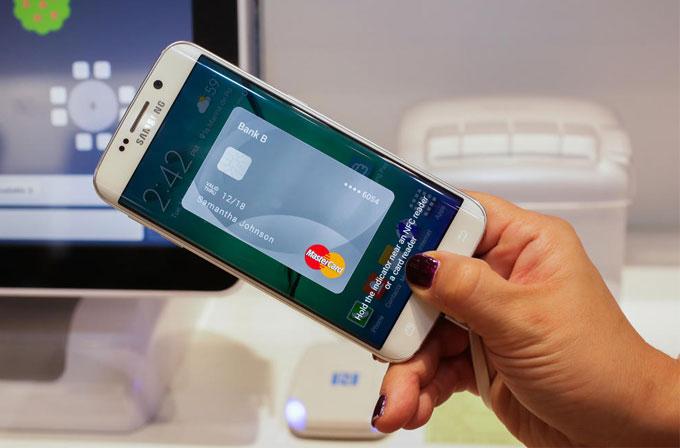 Samsung Pay, MasterCard ile Avrupa'ya geliyor