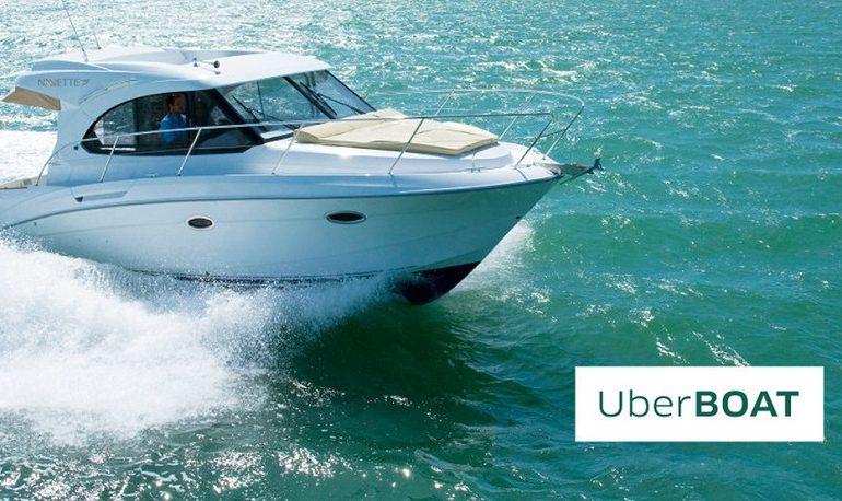 Uber, İstanbul'da UberBoat uygulaması ile deniz taksiciliğine başladı