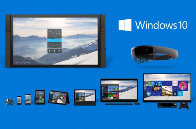 Windows 10 şimdiden 14 milyon cihaza kuruldu
