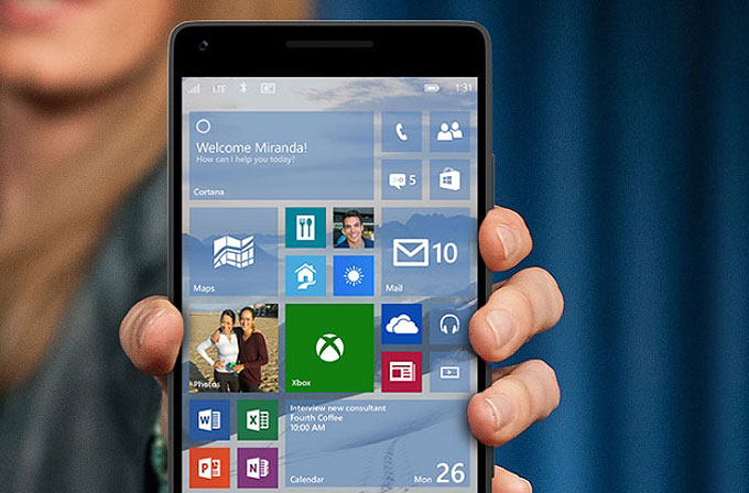 Windows 10 hangi Lumia'lara gelecek?