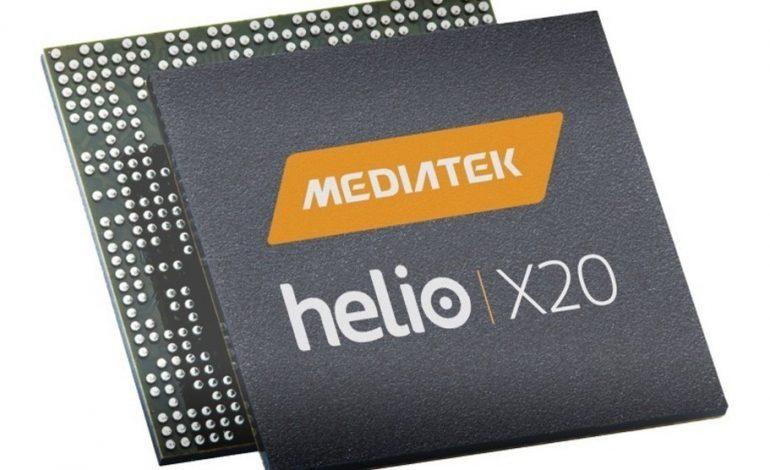 MediaTek üst seviye işlemcileriyle geliyor