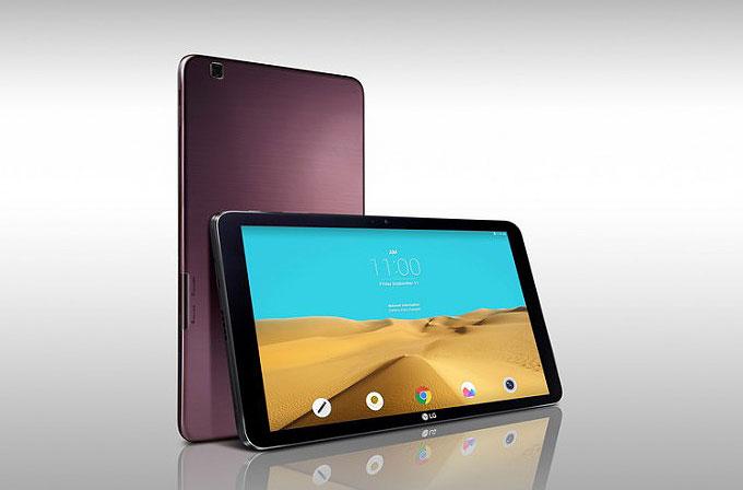 LG'den 10.1 inç G Pad II geliyor