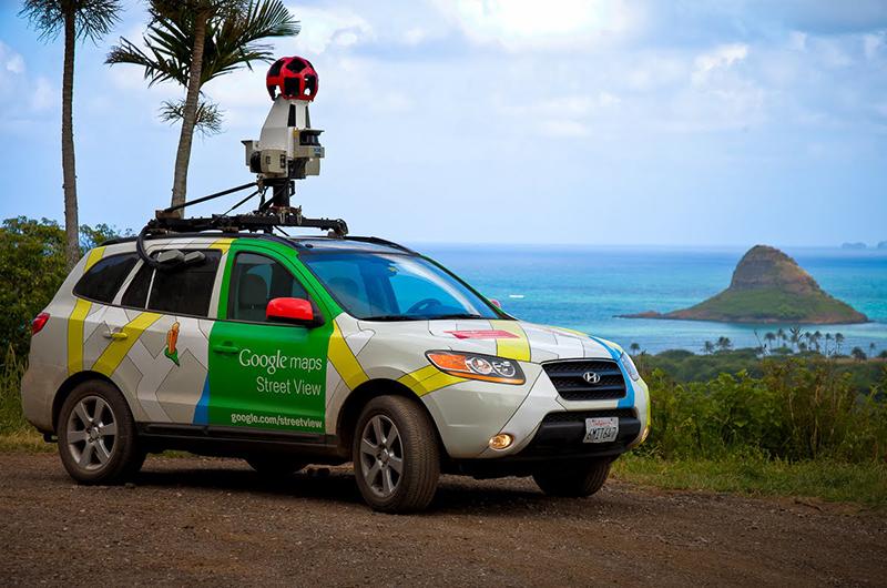 Google Steet View