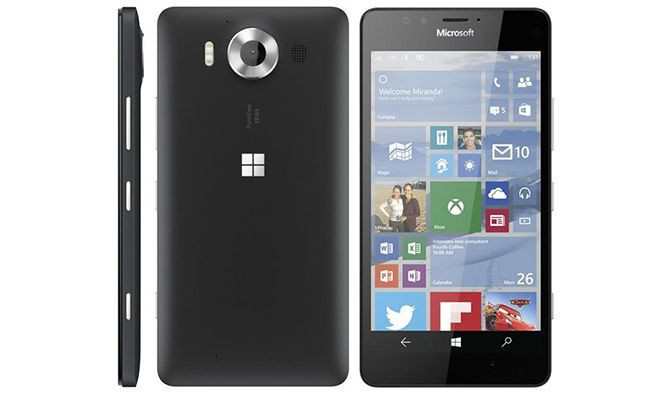 Lumia 950'nin beyaz rengi ve 4 mikrofonu ortaya çıktı