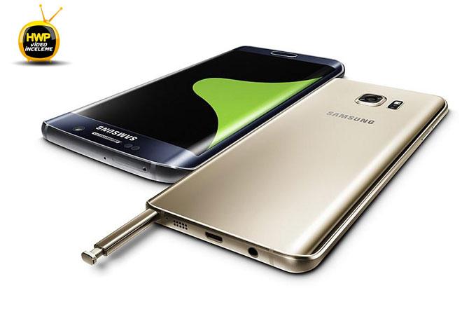 Samsung Galaxy Note 5 Ön İncelemesi