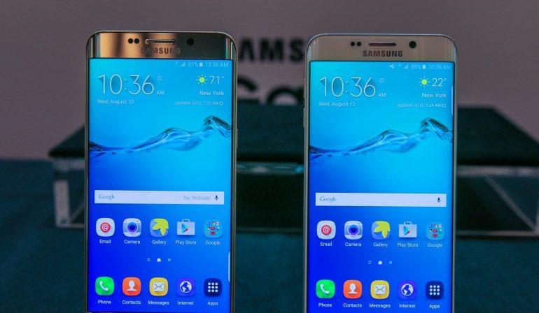 Galaxy S6 Edge+ İngiltere'de ön siparişe açıldı