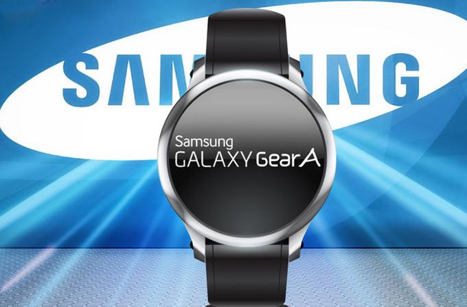 Samsung Gear A'nın çevrilebilir çerçevesi doğrulandı