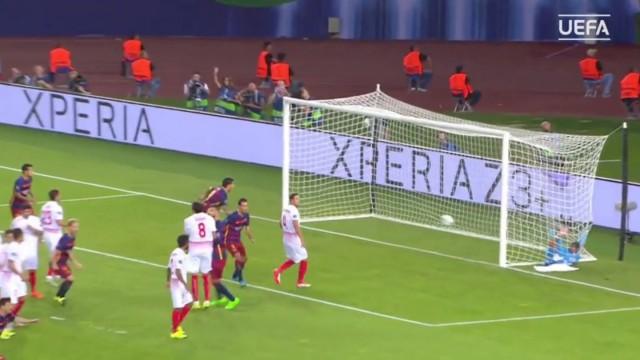 UEFA Süper Kupa finalinde Xperia Z3+ vurgusu