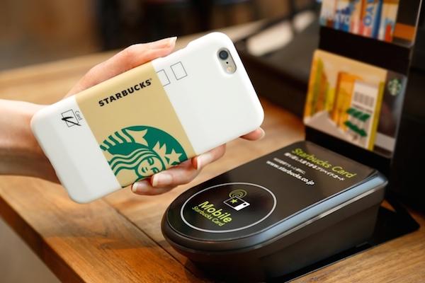Starbucks'tan dokunarak ödeme yapabileceğiniz akıllı telefon kılıfı