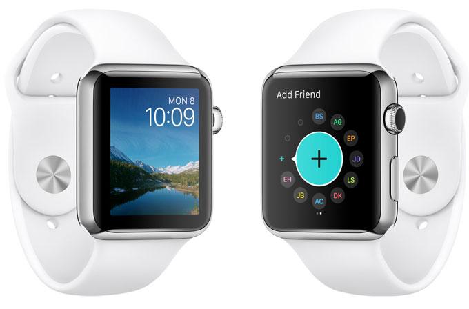 Apple Watch'un 2. çeyrek verileri