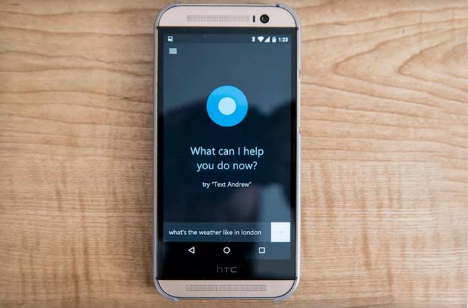 Microsoft'un sesli asistanı Cortana kullanıma açıldı