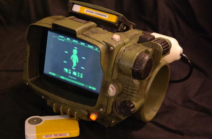 Fallout 4 ile PipBoy alamadıysanız o zaman bir tane kendiniz yapın