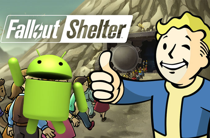 Fallout Shelter nihayet Android'e geldi!