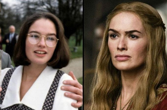 Game of Thrones karakterlerinin ergenlik halleri