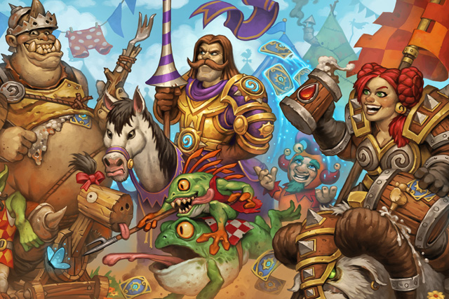 hearthstone Grand-Tournament (2)