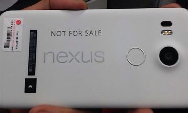 LG Nexus 5'in 2015 modeli ilk kez görüntülendi