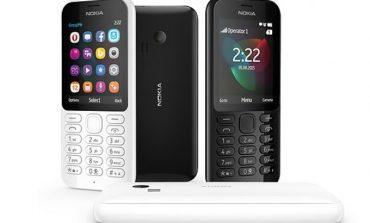 Nokia'dan internet destekli cep telefonu: Nokia 222