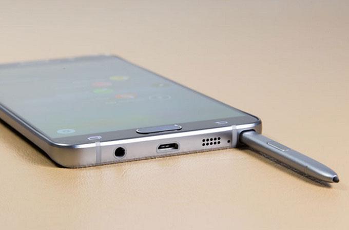Note 5'e S Pen'i yanlış takmak cihaza kalıcı hasar veriyor