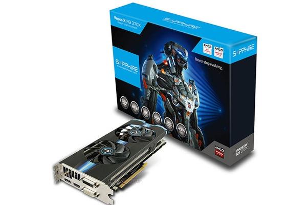 AMD'den orta seviye için yeni Radeon R9 370x