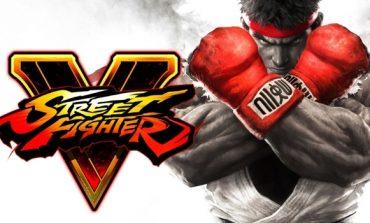 Street Fighter V için yeni bir video