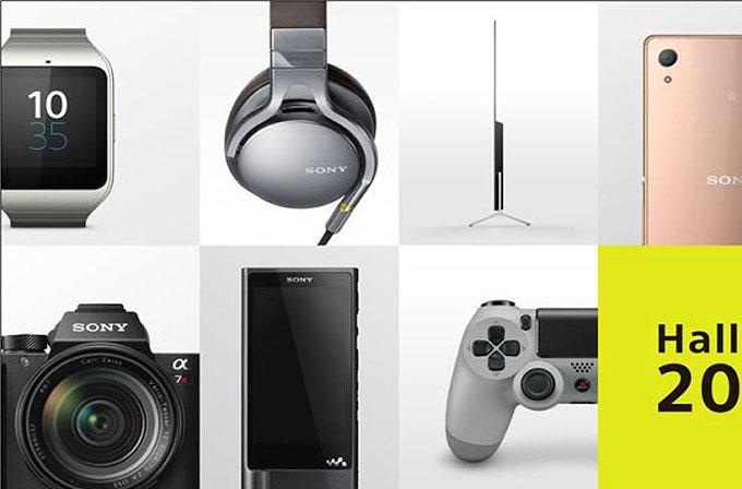 Sony'nin IFA etkinliği onaylandı