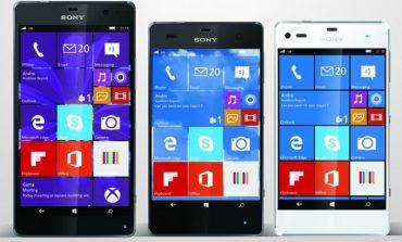 Sony Xperia cihazlarına Windows 10 konsepti