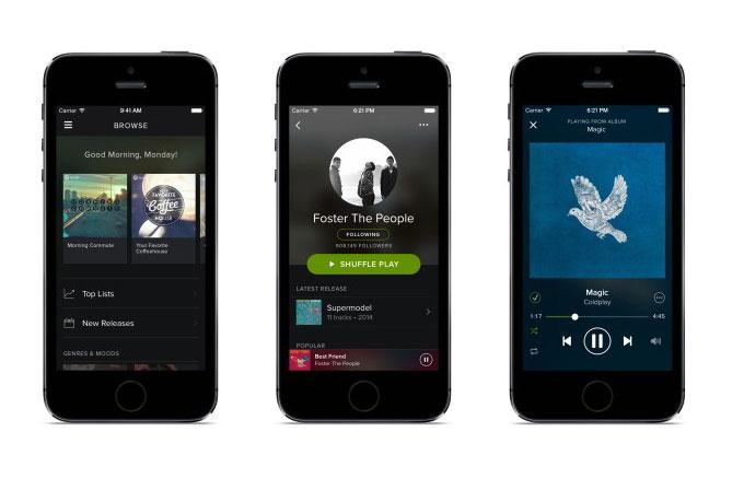 Spotify bedava kullanımı sınırlayacak