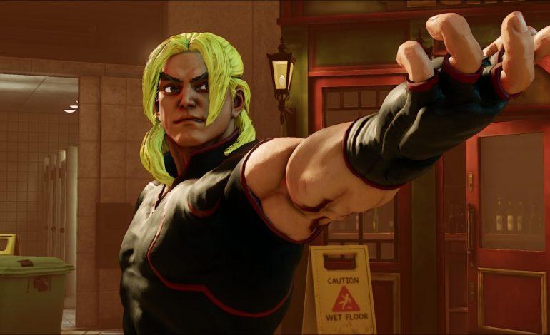 Street Fighter V'in küresel beta testi eylülde