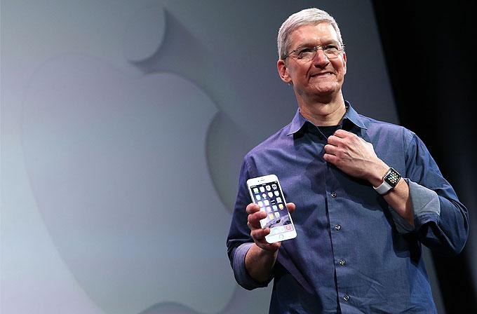 iPhone 6S lansmanını Windows 10 kullanıcıları izleyebilecek