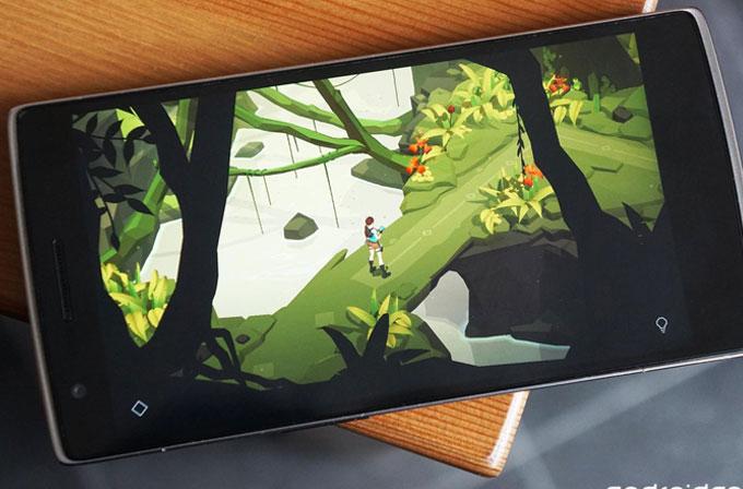 Lara Croft GO, Android için sunuldu