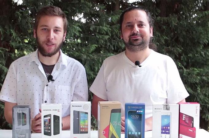 En iyi uygun fiyatlı akıllı telefonlar rehberi [VİDEO]