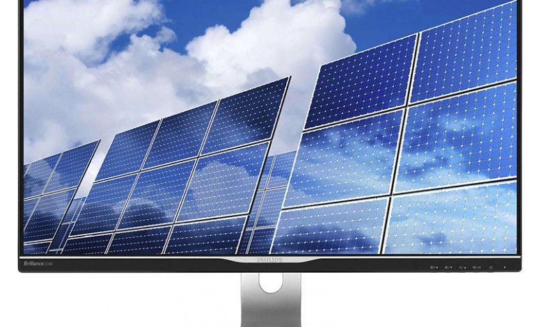 Yeni Philips monitör 25 inçlik kompakt ekranda harika Quad HD görüntüler sunuyor