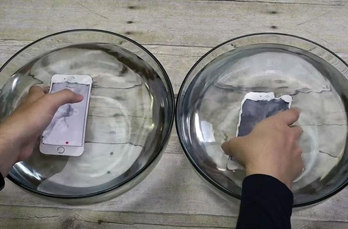 iPhone 6S ve 6S Plus suya dayanıklı olabilir mi?
