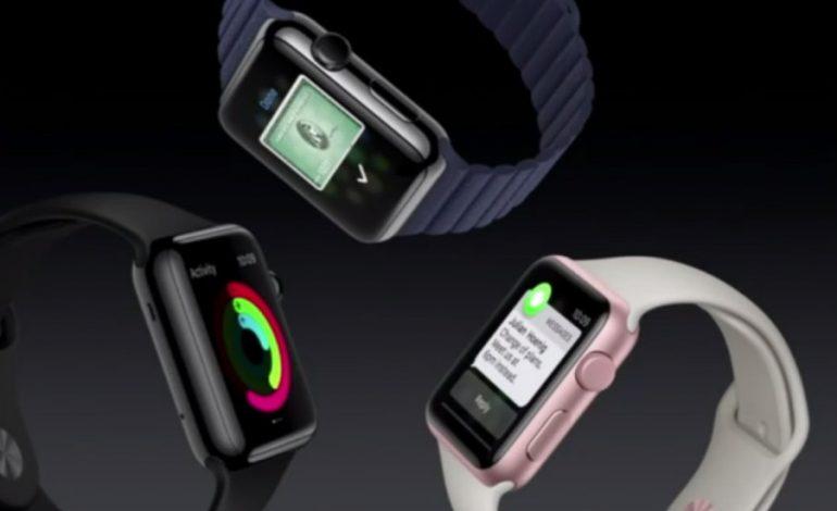 Apple Watch için yeni renkler ve kordonlar geliyor