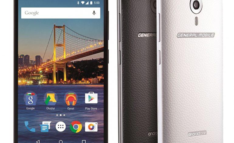 General Mobile 4G, Marshmallow güncellemesi yayınlandı.