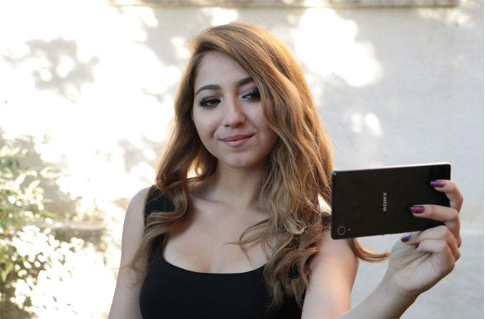 Kız Bakışı: Sony Xperia Z3+ (Ayça Ergun) / Hardware Plus