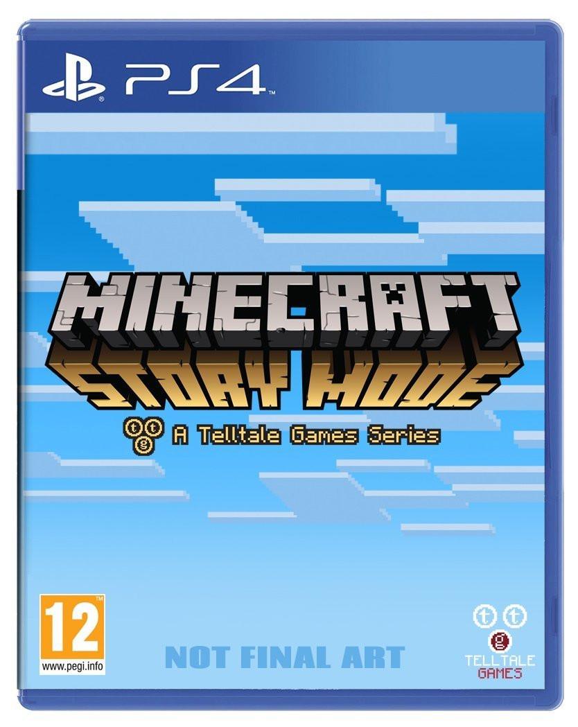 Minecraft Story Mode (1)