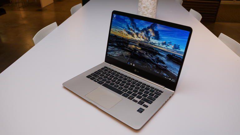 Apple Macbook'a yeni rakip: LG Gram