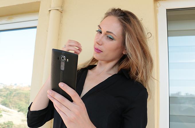 Kız Bakışı: LG G4 (Alesya Antonova)