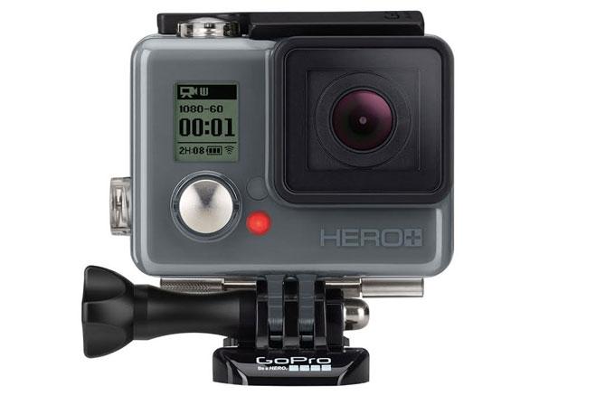 GoPro'dan uygun fiyatlı, Wi-Fi destekli aksiyon kamerası