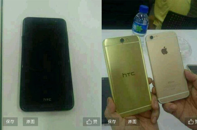 HTC One A9'un özellikleri ortaya çıktı
